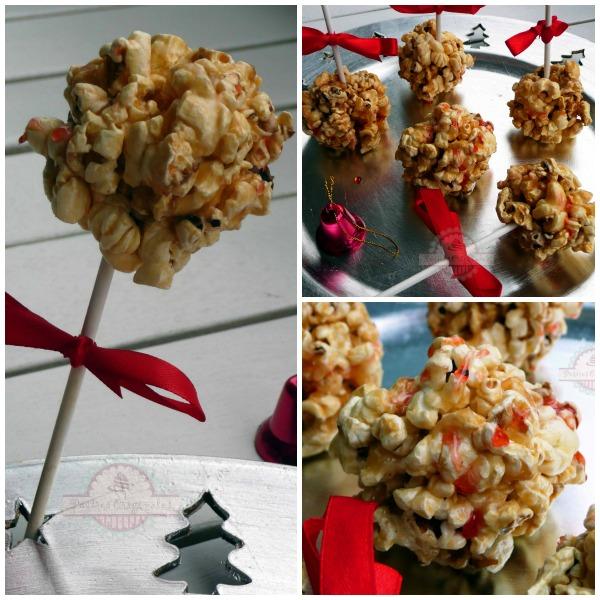 Bolas de palomitas de caramelo c mo se hacen - Como hacer palomitas de caramelo caseras ...