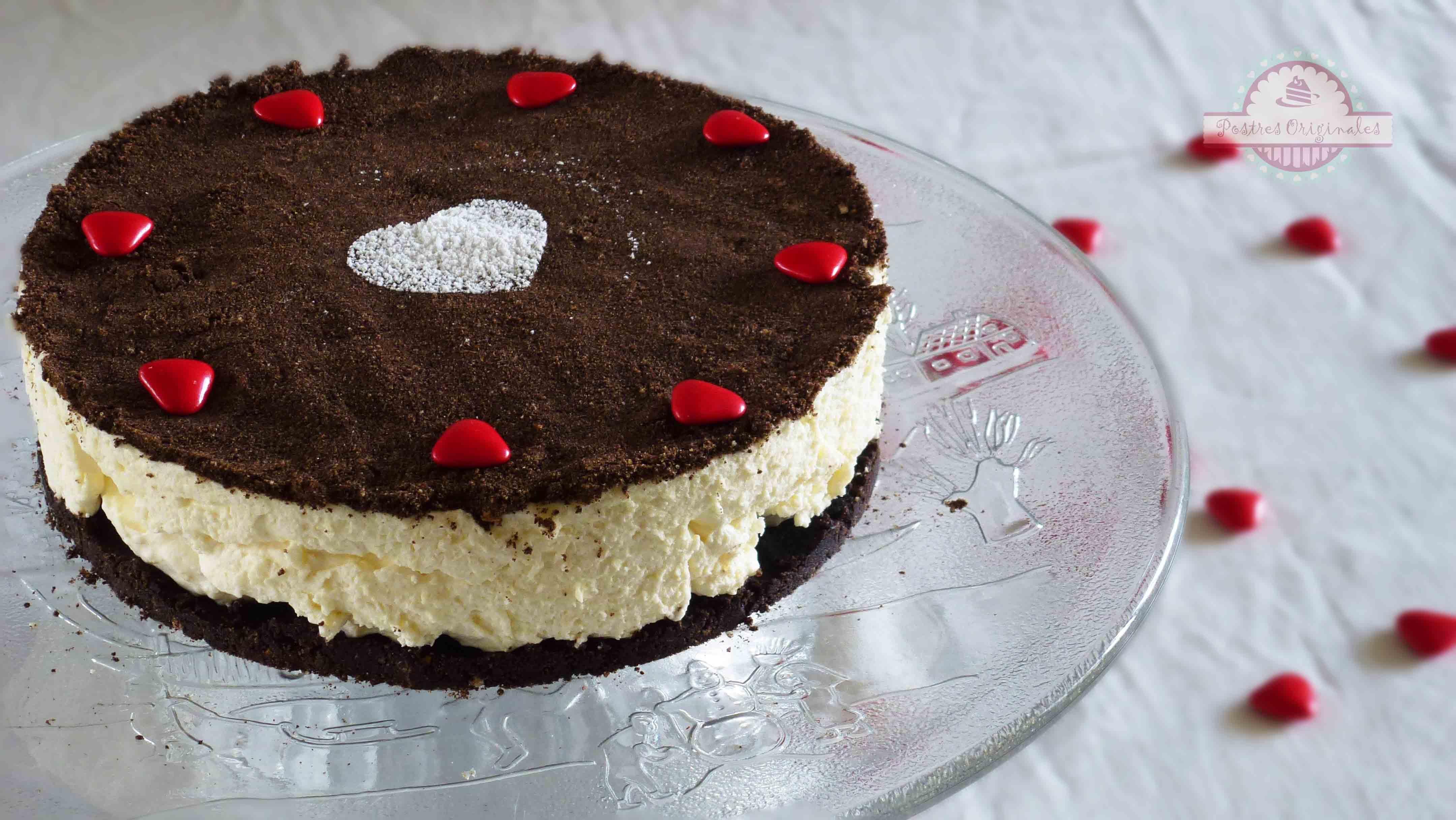 Tarta de nata c mo se hace receta y v deo - Como hacer nata para cocinar ...