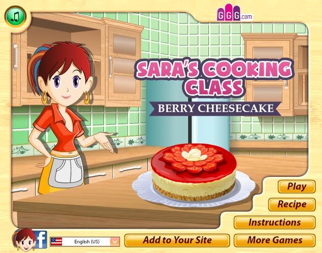 Cocina Con Sara En Español | Juegos De Cocina Postres Originales