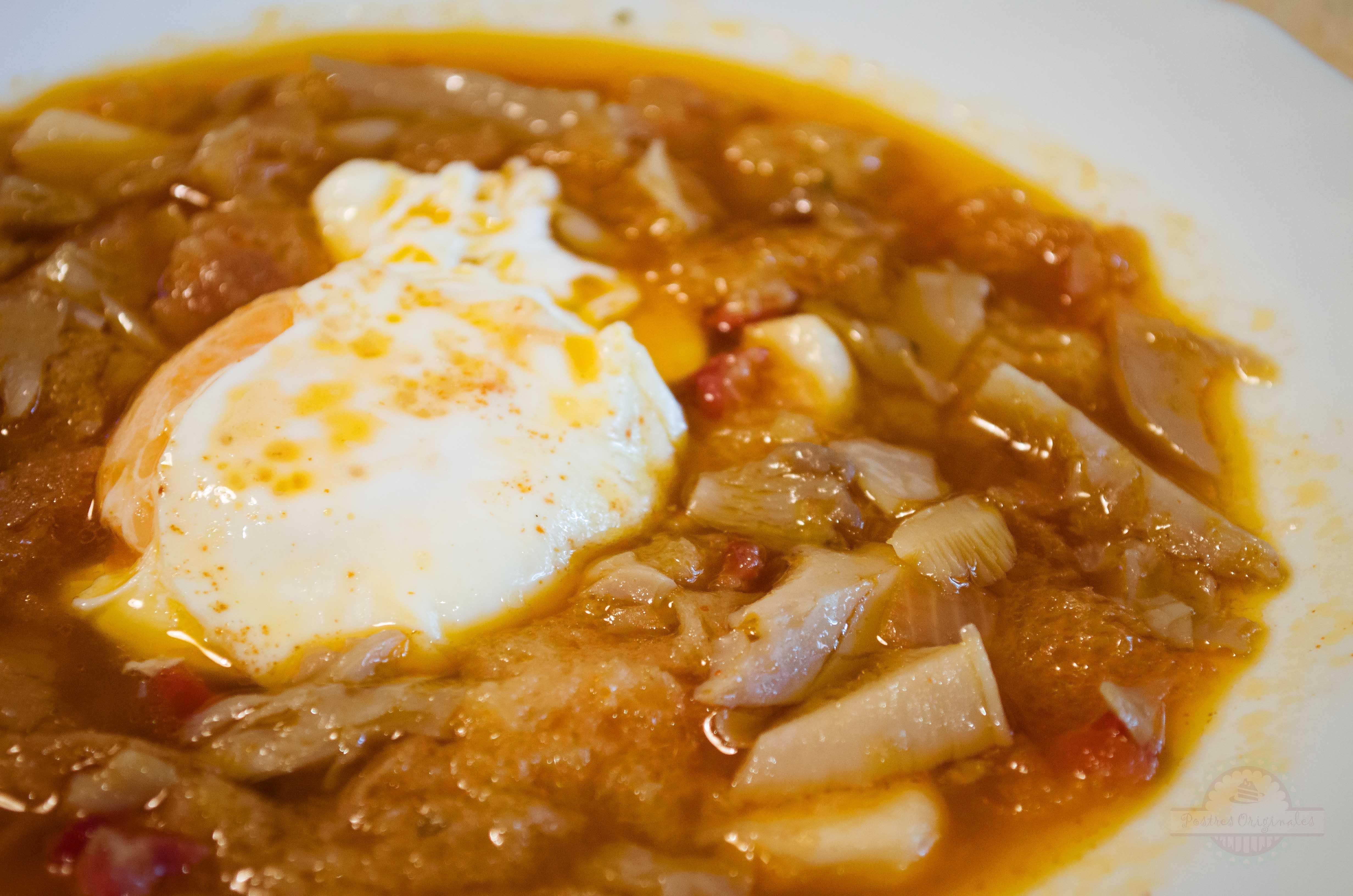 Sopa de ajo y setas c mo se hace for Como se cocinan las setas